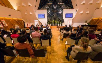 HUMAN FORUM 2016 – medzinárodné diskusné fórum  sa uskutočnilo už po tretíkrát vBanskej Bystrici