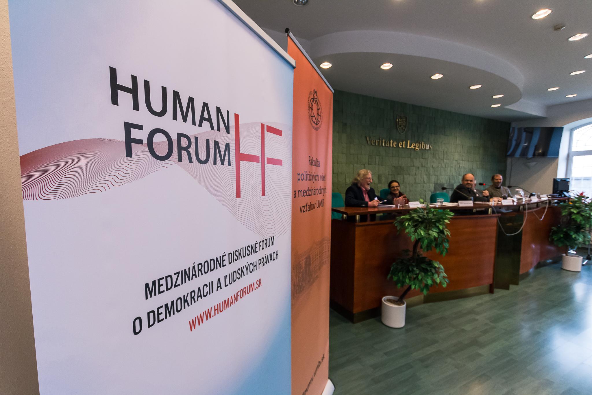 HUMAN FORUM 2016 - medzinárodné diskusné fórum sa uskutočnilo už po ... 4188cb9cfb1